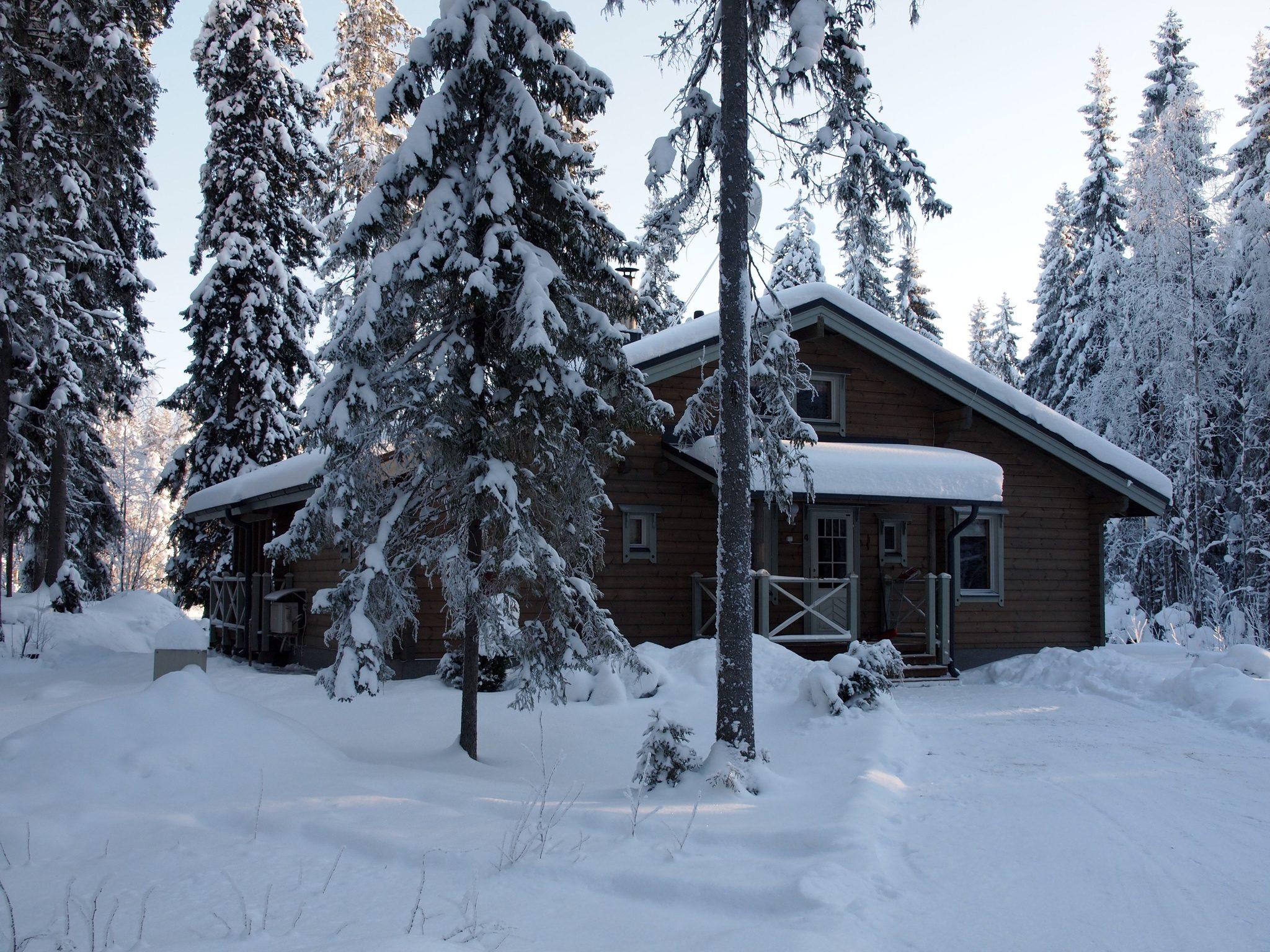 Villa Piilopirtti, 8 Personen, 2 Schlafzimmer, 115m², Mikkeli