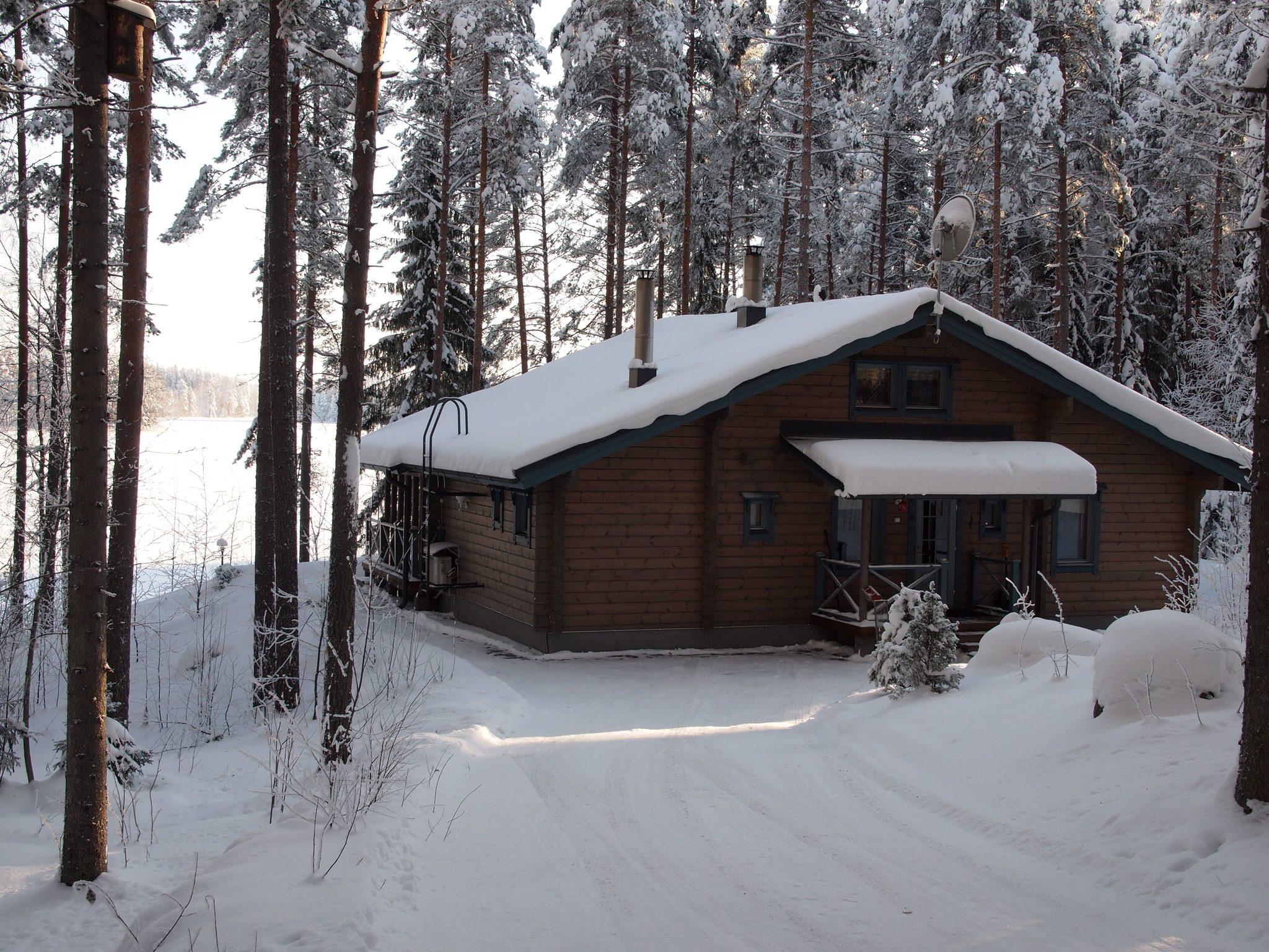 Villa Heijastus, 8 Personen, 2 Schlafzimmer, 115m2, Mikkeli