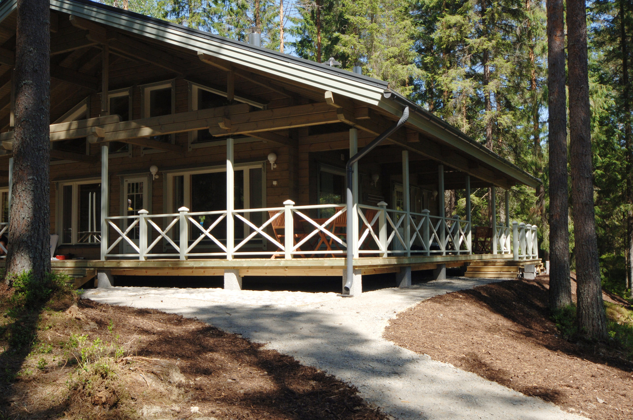 Villa Venla, 10 Personen, 3 Schlafzimmer, 150m², Mikkeli