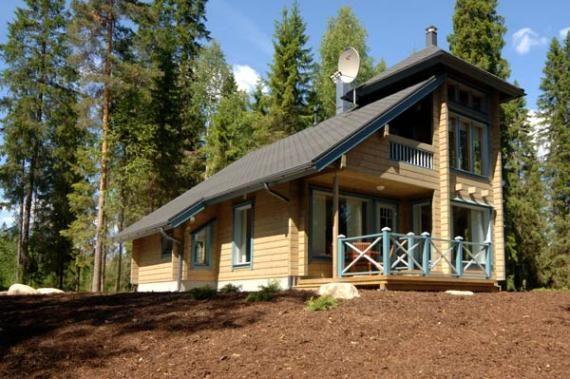 Villa Majakka, 5+1 hlö, 2mh, 100m2, Mikkeli