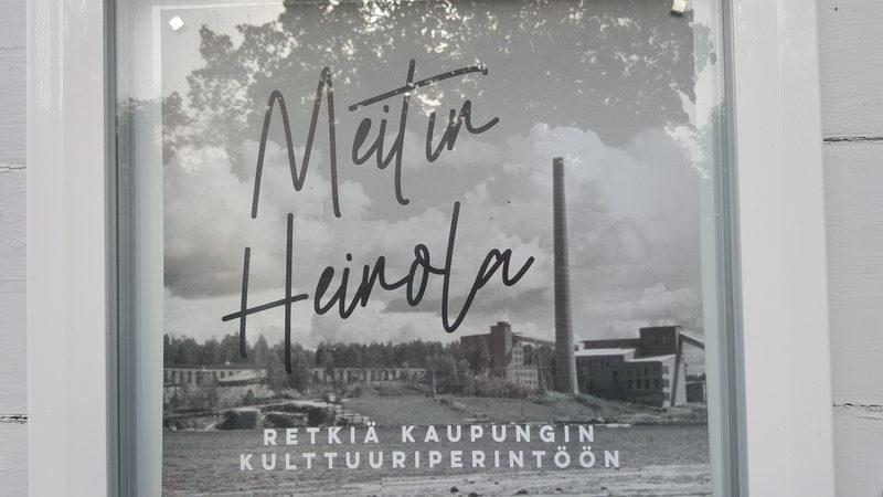 Made in Heinola- Tutustuminen museoon ja lounas