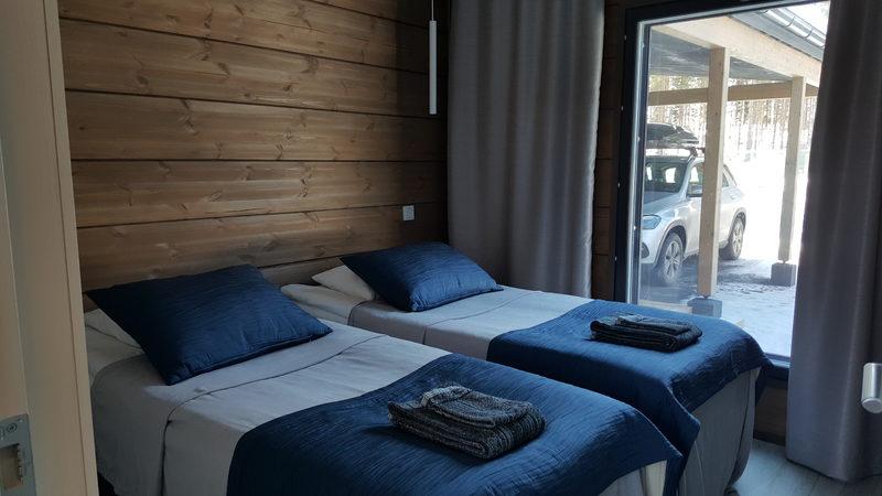 4 night accomodation package Premium Resorts Villa, Heinola, Finland