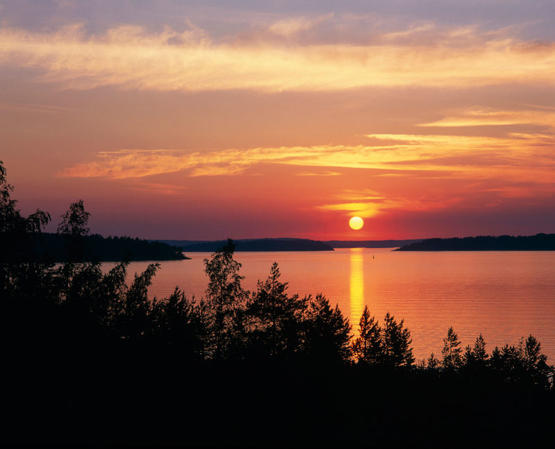 4 night accomodation package Kullasmarina Resort, Padasjoki, Finland