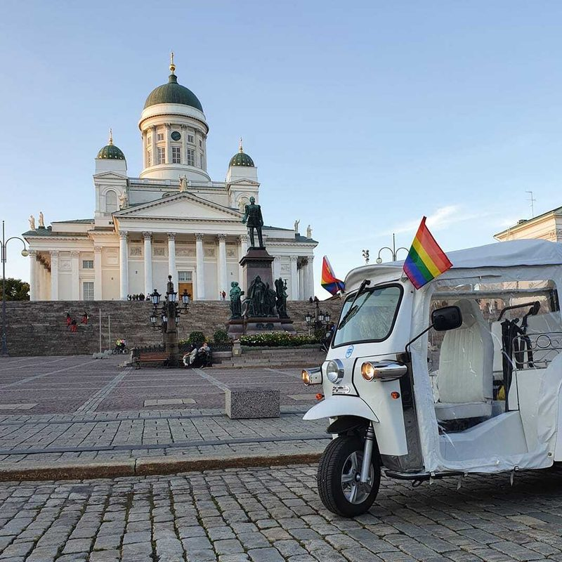 Glimpse of Helsinki (1 Hour)