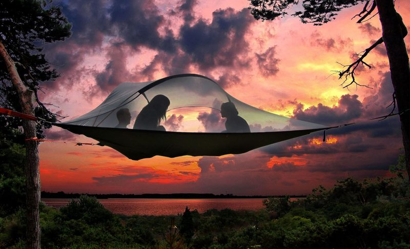 Book Tentsile Experience EcoCamp Nuuksio National Park summer 2020