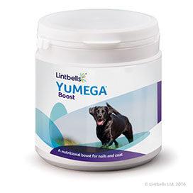 YuMEGA Boost Dog