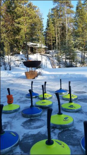 Jääkolkka - Bavarian Curling