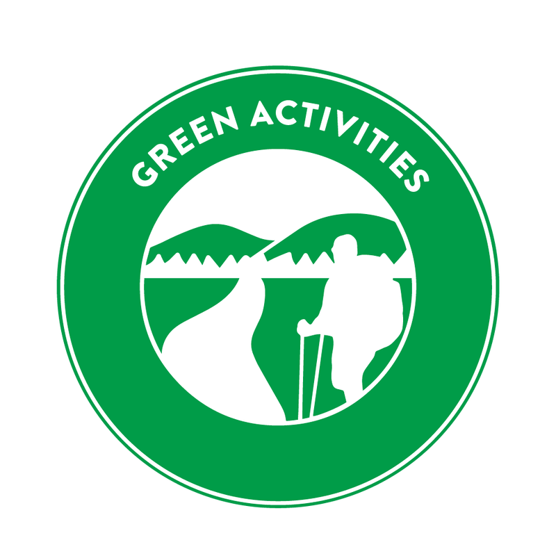 Tentsile Experience EcoCamp Nuuksio lahjakortti kesälle  - Green activities sertifikaatti
