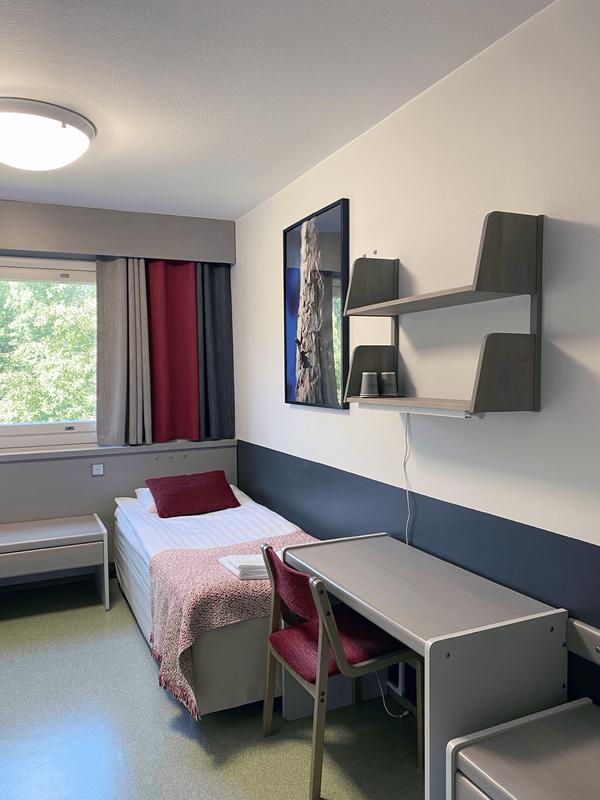 Hotelli Nuuksion 2 hengen huone