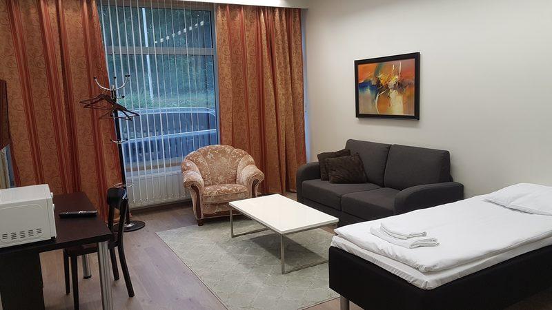 Viikinhovi Apartments huoneisto kahdelle hengelle