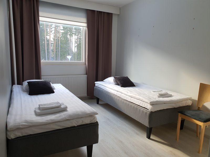Viikinhovi Apartments kaksio kahdelle + 1 lisävuode