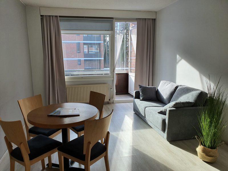 Viikinhovi Apartments kaksio kahdelle  + 2 lisävuodetta