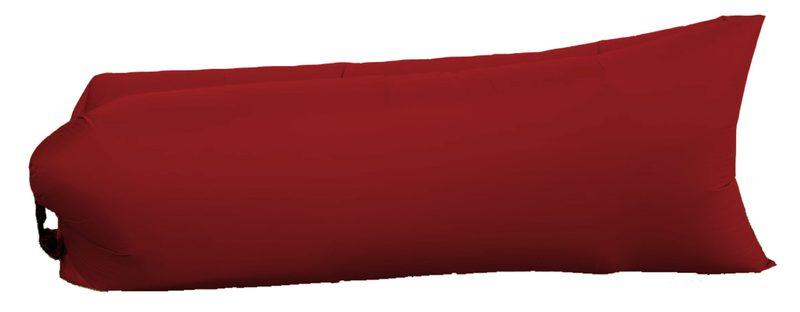 Säkkituoli Lazy Bag one punainen