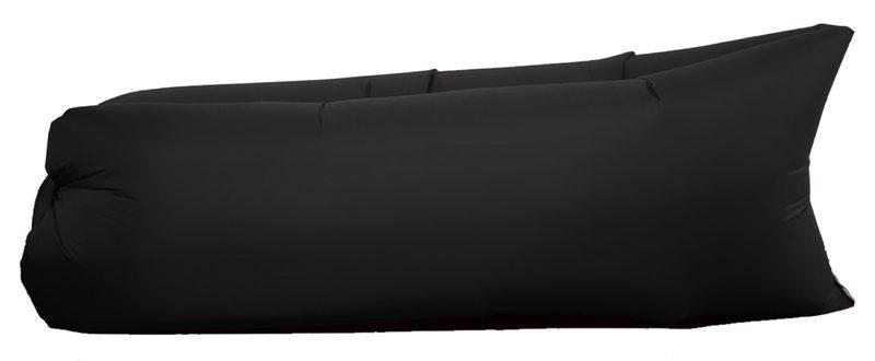Säkkituoli Lazy Bag one musta