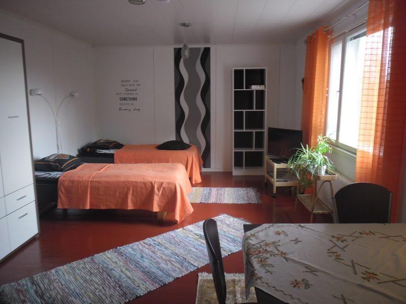 Työviikon majoitus Mikkelissä kahdelle hengelle