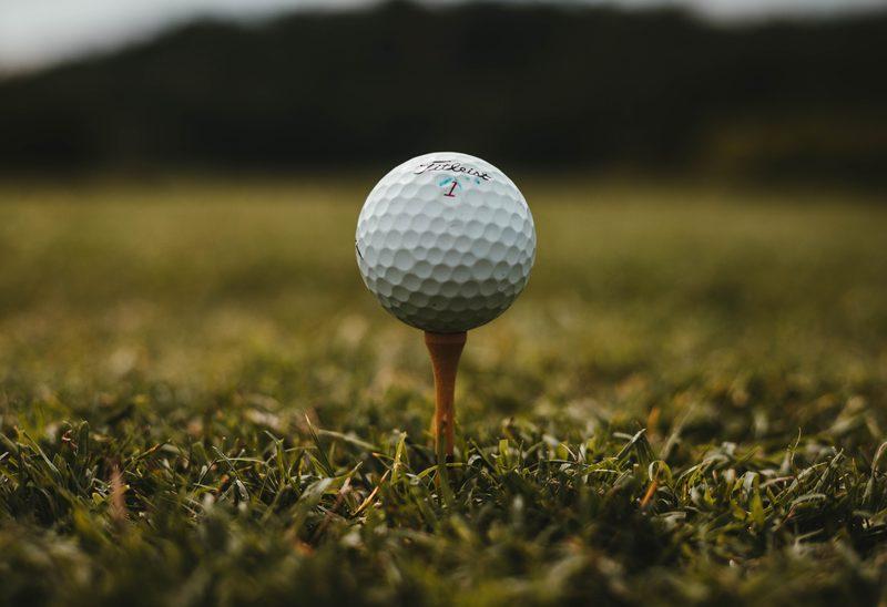 Golf green fee