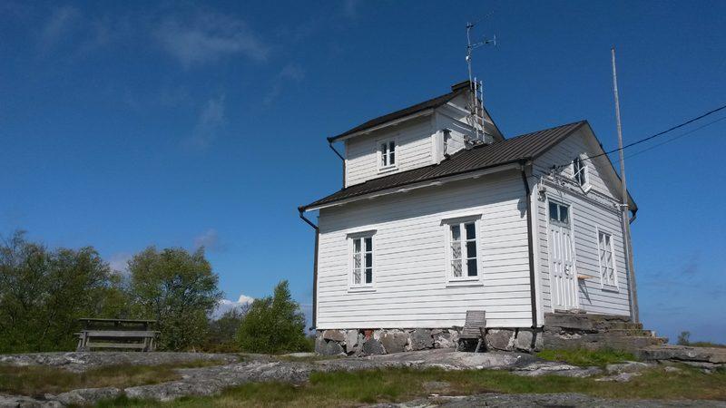 Vuokramökki: Isonkarin vanha luotsitupa