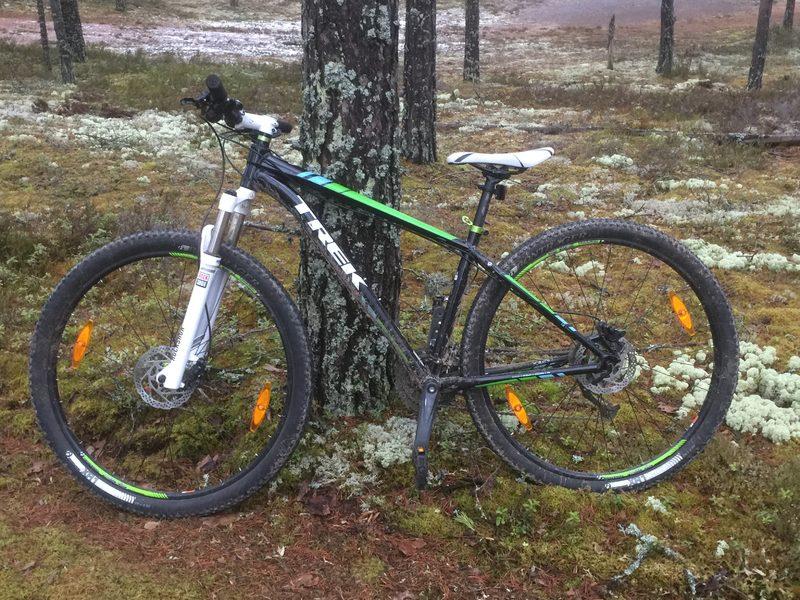 Maastopyörä