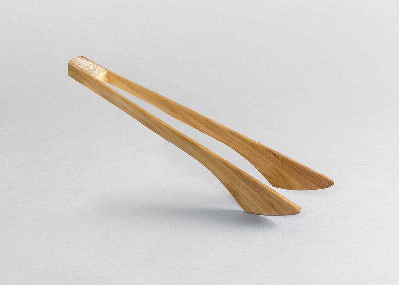 Kitchen tongs (rowan)