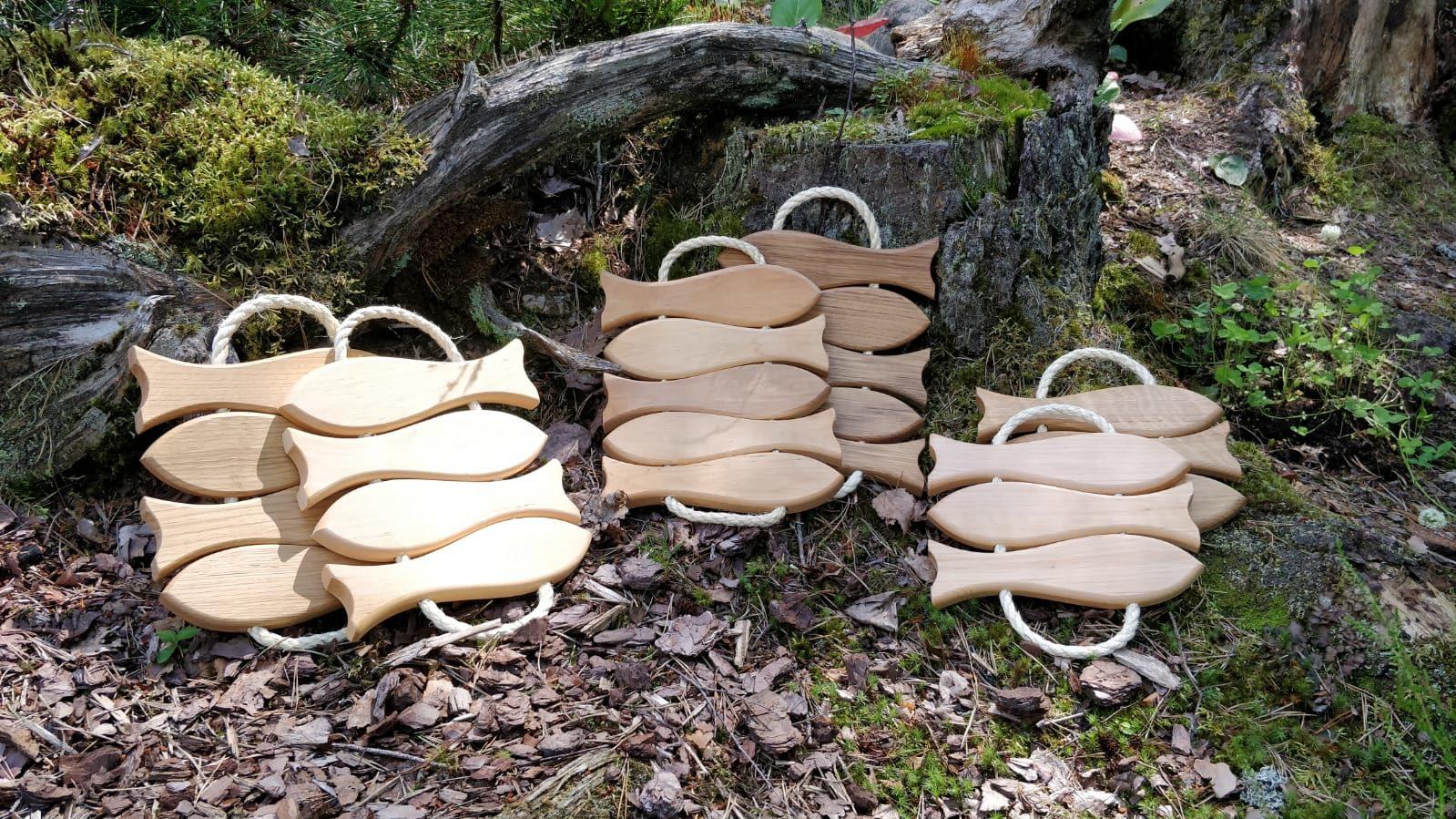 Pot coasters and trivets
