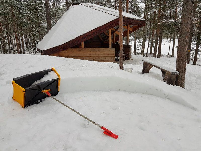 Icebox iglunrakennusmuotti