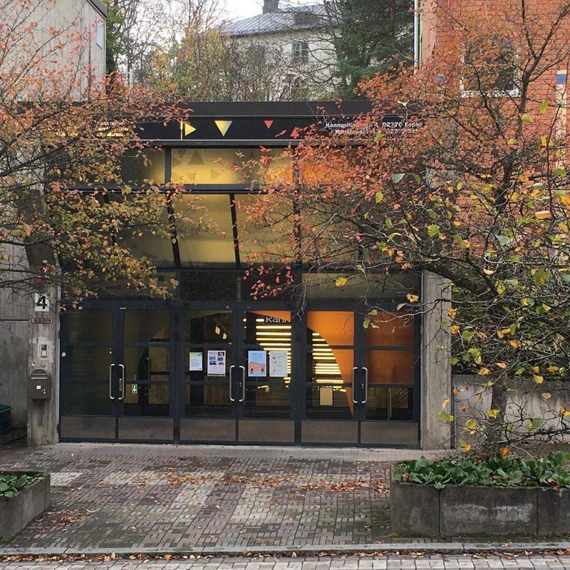 Espoon kulttuuritalojen tilaisuudet perutaan 23.11.-13.12.2020