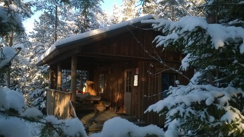 Torpan sauna