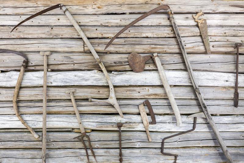 Tauno-rengin ropleema ja nokipannukahvit