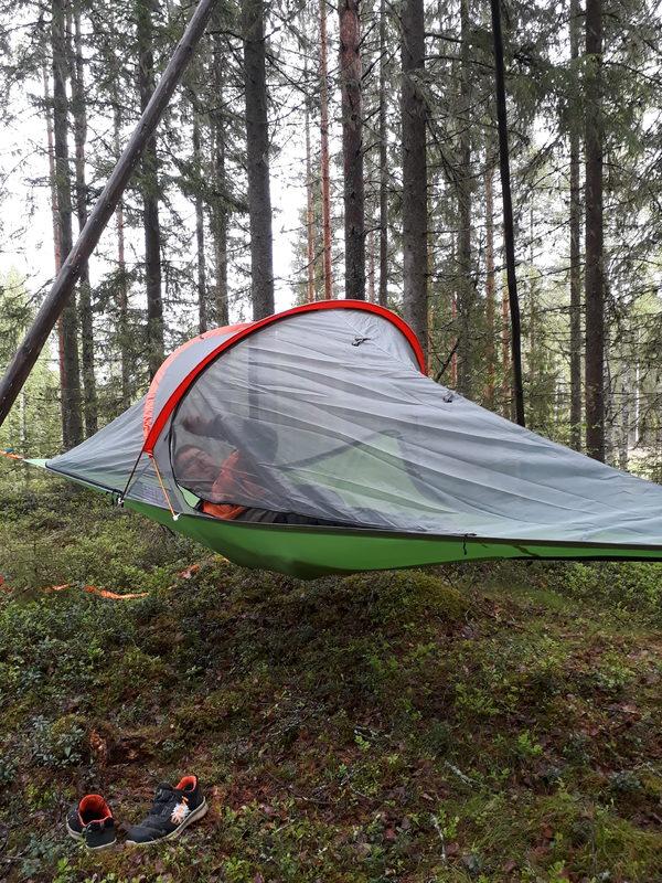 Tentsile Connect -puumajoite 2 hengen teltta