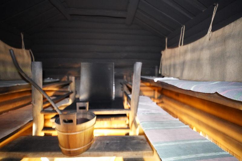 Savusauna- Kinkamon pirtti