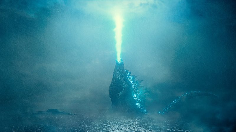 Godzilla II: King of the Monsters (3D)