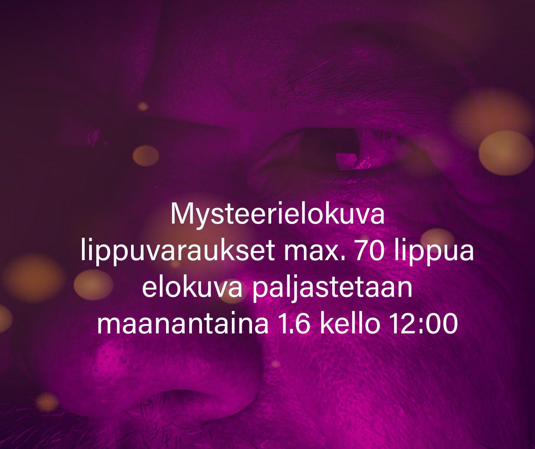 Mysteerielokuva