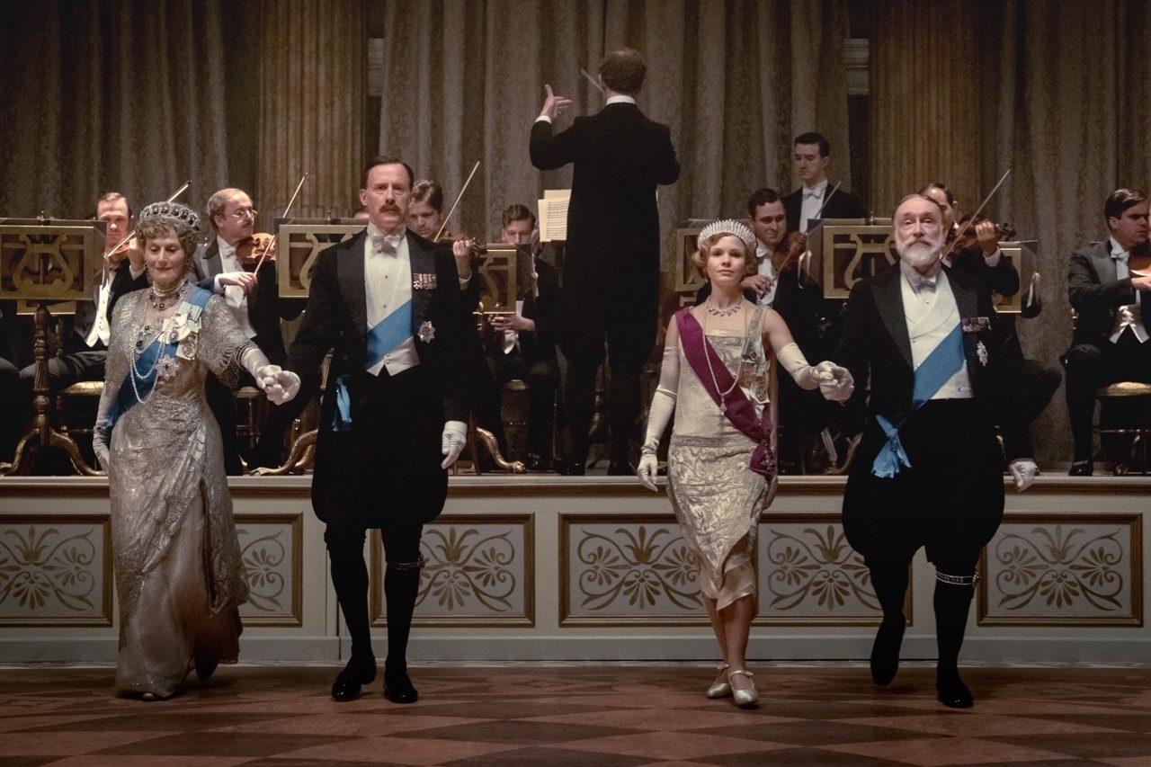 Downton Abbey Elokuva Arvostelu