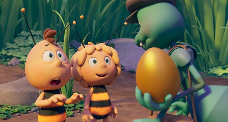 Maija Mehiläinen ja kultainen aarre (ennakkonäytös)