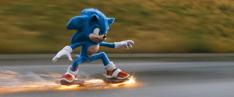 Sonic The Movie