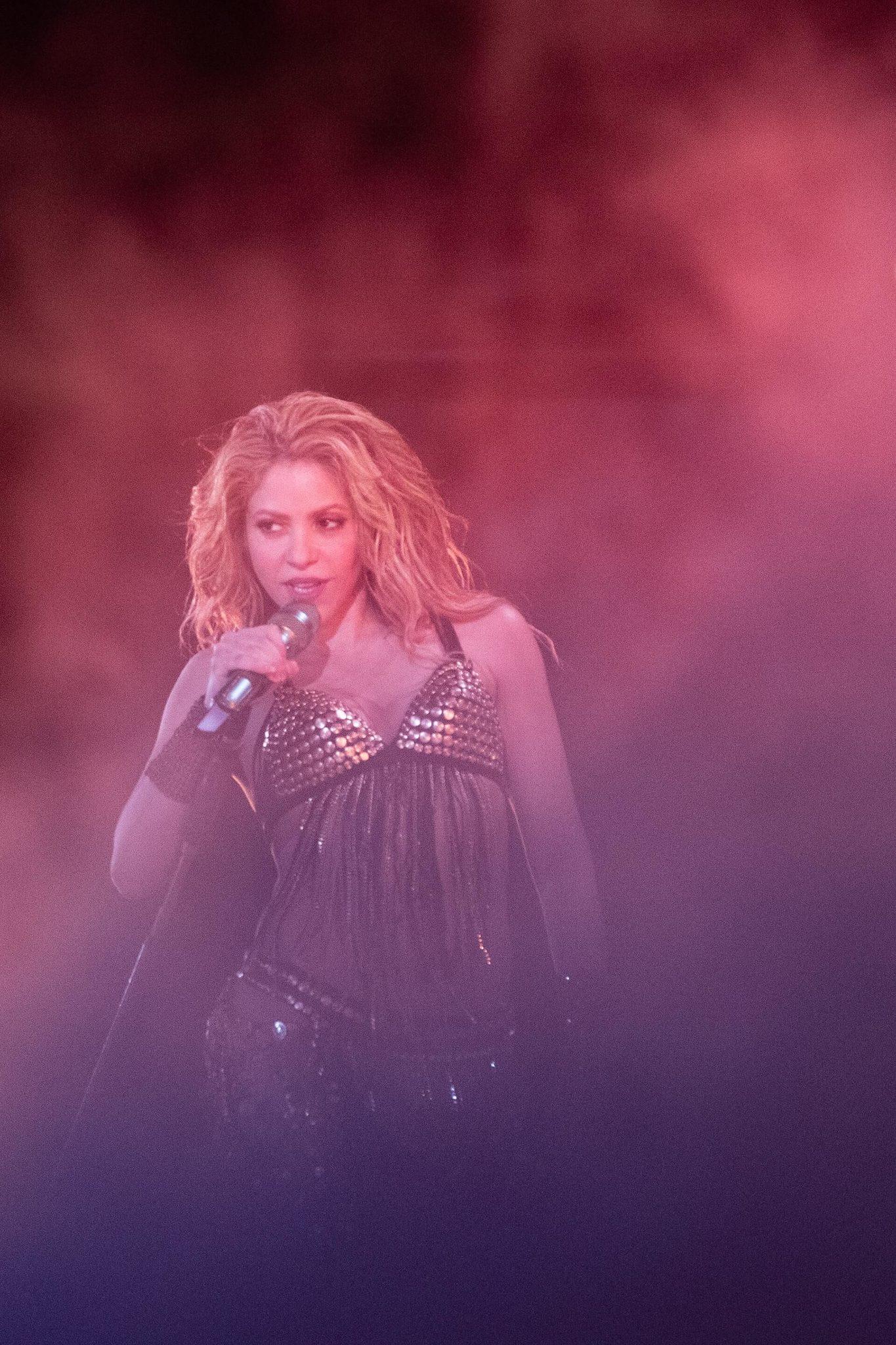 Shakira in Concert: El Dorado