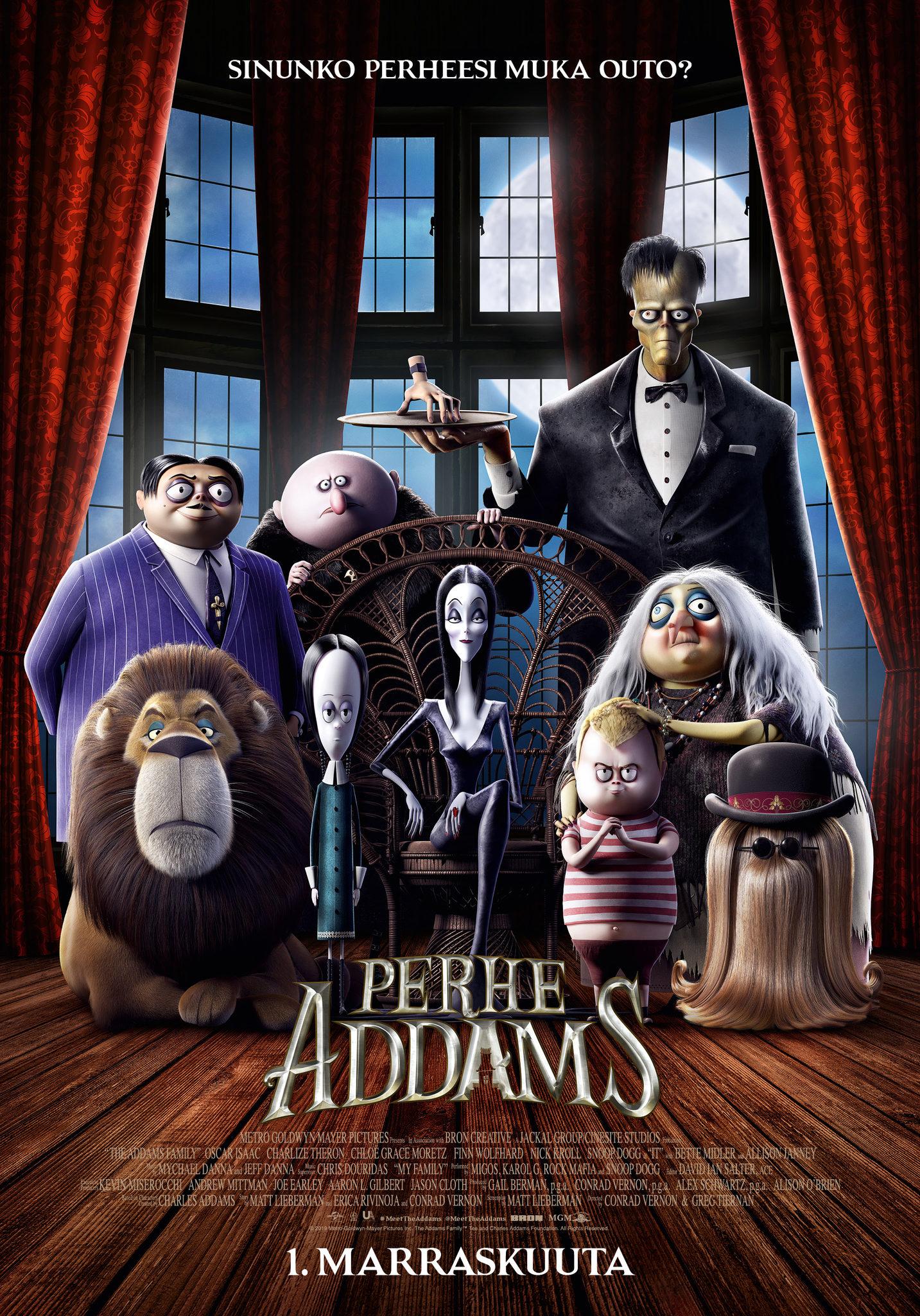 Perhe Addams (dub)