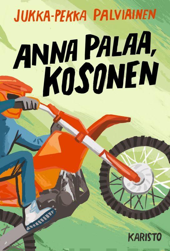 Anna palaa, Kosonen - Palviainen, Jukka-Pekka