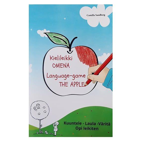 Kielileikki OMENA : Language-game THE APPLE - Camilla Sandberg (norm. 25€)