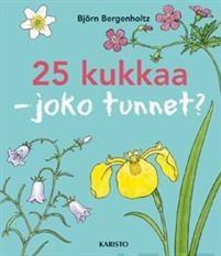 25 kukkaa, Björn Bergenholtz