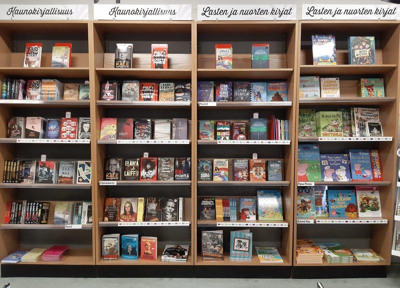 Keuruulaisten kirjailijoiden kirjat ja sukukirjat