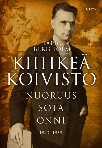Kiihkeä Koivisto, Tapio Bergholm