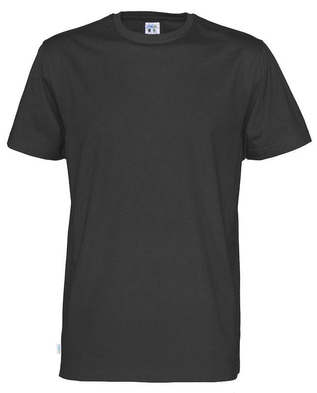 Keupa HT t-paita, musta - Keupa HT t-paita, musta Keupa HT:n logo painetaan valkoisella t-paidan etupuolelle.