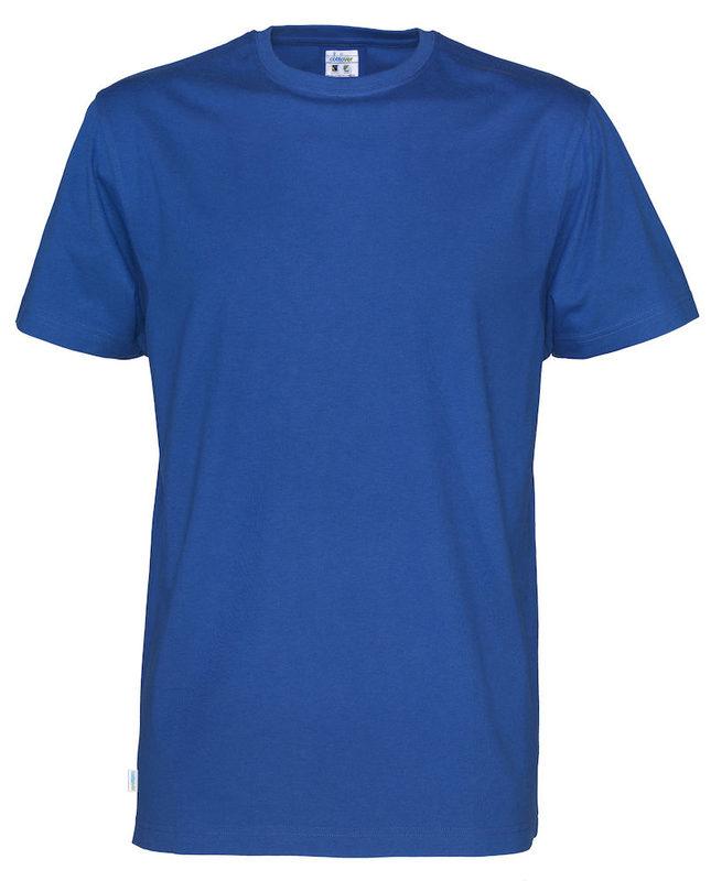 Keupa HT t-paita, sininen - Keupa HT t-paita, sininen. Keupa HT:n logo painetaan valkoisella t-paidan etupuolelle.