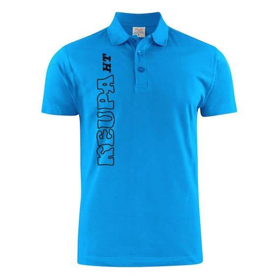 ALE Keupa HT pikee t-paita, sininen, L (norm. 40€)