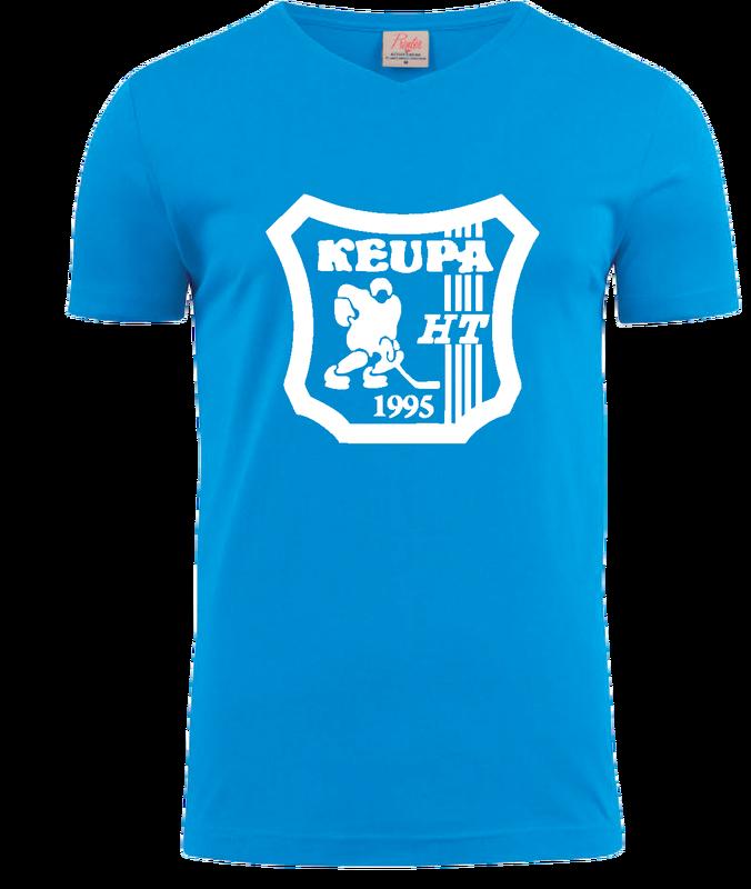 ALE Keupa HT t-paita, sininen, S (norm. 30€)