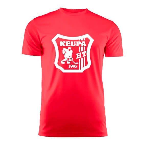 ALE Keupa t-paita, punainen, M (norm. 30€)