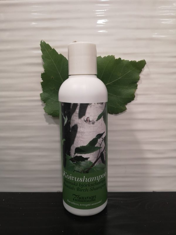 Birch shampoo