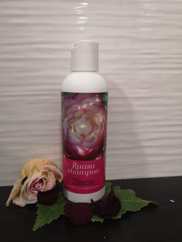 Rose shampoo