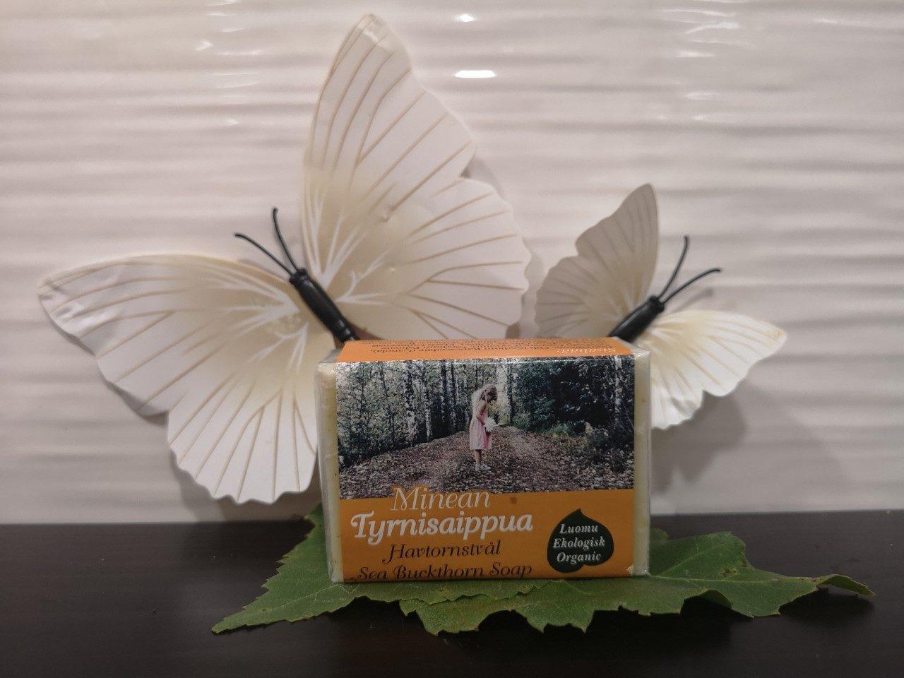 Minea`s Buckthorn soap